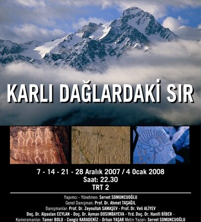 Türk Tarihine Yolculuk Karlı Dağlardaki Sır