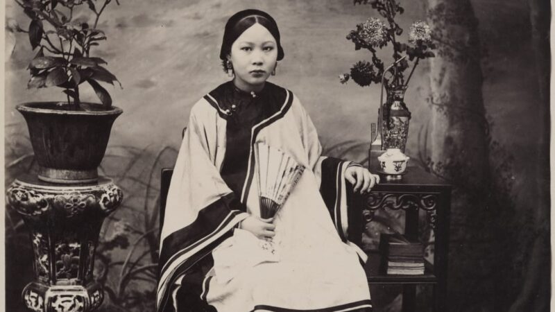 1850'lerden Çin Resimleri